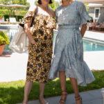 Peggy Siegal & Cristina Cuomo