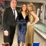 Chris Cuomo, Cristina Cuomo & Sasha Lazard