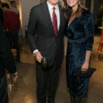 Chuck Scarborough & Cristina Cuomo