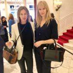 Charlotte Bonstrom Assaf & Marie-Line Grinda