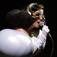 Bjork raises her (otherworldly) voice for climate change.