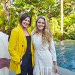 Justine Chiara & Quincy Davis