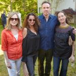Guest, Rita Schrager, Chris Cuomo & Jenny Landey