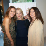 Cristina Cuomo, Laurie Dolphin & Helen Cleland