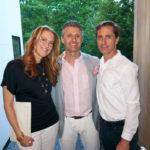 Andrea Greeven Douzet, Alex Douzet & Jean Francois Asiter