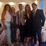 Guests, Frederico Azevedo, Cristina Cuomo & Alex Cohen