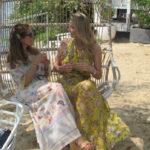 Cristina Cuomo & Natasha Silver Bell