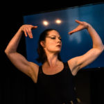 "Dancer Laura Halzack performed Oracle solo from the Paul Taylor classic, ""Images"""