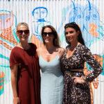 Molly Sims, Cristina Cuomo & Kimberly Berry Haisch