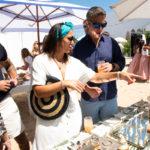 Guests shop the KBH Jewels Pop-Up
