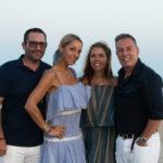 David Shara, Morgan Shara, Natasha Caronna & Massimo Caronna