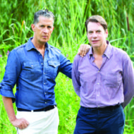 Pure Love: Stefano Tonchi and David Maupin
