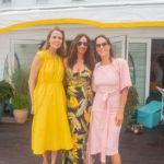 Suzy Biszantz, Teresa Sorkin, Cristina Cuomo