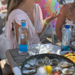 Casa Dragones tequila & Oysters at The Surf Lodge