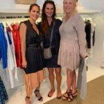 Cristina Cuomo, Brooke Shields, Carole Reed