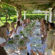 The White Company Luncheon with Purist & Marigay McKee
