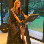 Cristina Cuomo on the new Technogym Bike Personal