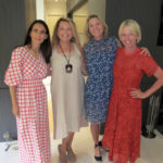 Mirella Cameran-Reilly, Debra Halpert, Anne Chaisson & Guest