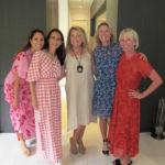 Cristina Cuomo, Mirella Cameran-Reilly, Debra Halpert, Anne Chaisson & Guest