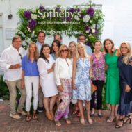2019 Connect 4 Cocktail Party with Sotheby's International Realty