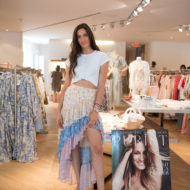 Purist Hosts In-Store Shopping Party with Intermix