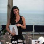Kimberly Berry Haisch with PURIST magazine