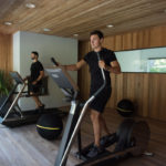 VIP preview of Technogym Bike Personal & August Issue Cover Party