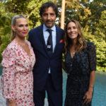 Molly Sims, Fabrizio Volterra & Cristina Cuomo