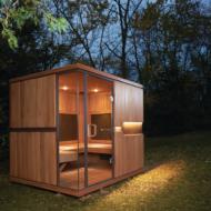 Immunity-boosting at-home saunas