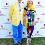 Jeffrey and NancyJane Loewy, Fashion Chair