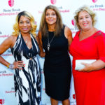 Rolonda Watts, Actress, Angela LaGreca, TV Producer, Rebecca A. Seawright, N.Y State Assembly Member