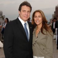 Cuomo's sister-in-law Cristina reveals she is fielding 'a lot' of calls and texts from friends who want to date the New York Governor