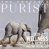 THE PORTABLE PURIST TRAVEL ISSUE