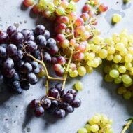 Anti-aging, the grape way.
