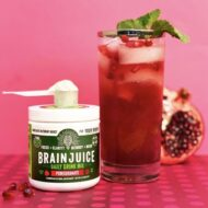 BrainJuice: Show Your Brain Some Love