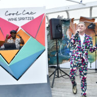 Cool Cat and Jake Shears Celebrate Pride at Surf Lodge