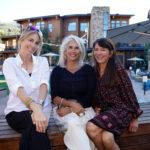Leigh Vogel, Alexandra Halperin, Cheryl Foerster